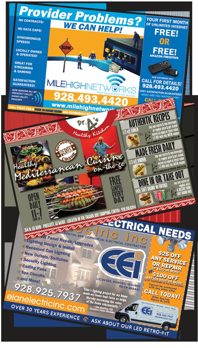 Professional Graphic Design Services - Advertisements