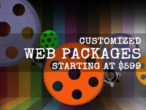 The Bubbly Realtor- Custom 1 Page Website